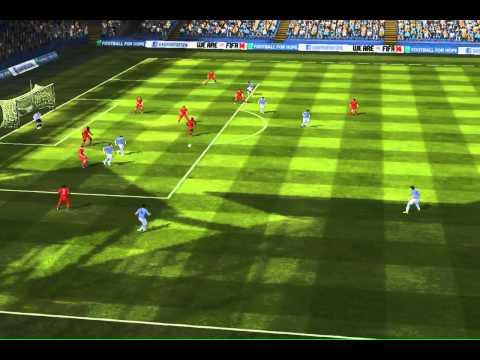 FIFA 14 iPhone/iPad - Creative Gamer vs. Liverpool