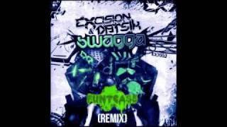 Excision & Datsik- Swagga (Funtcase Remix)
