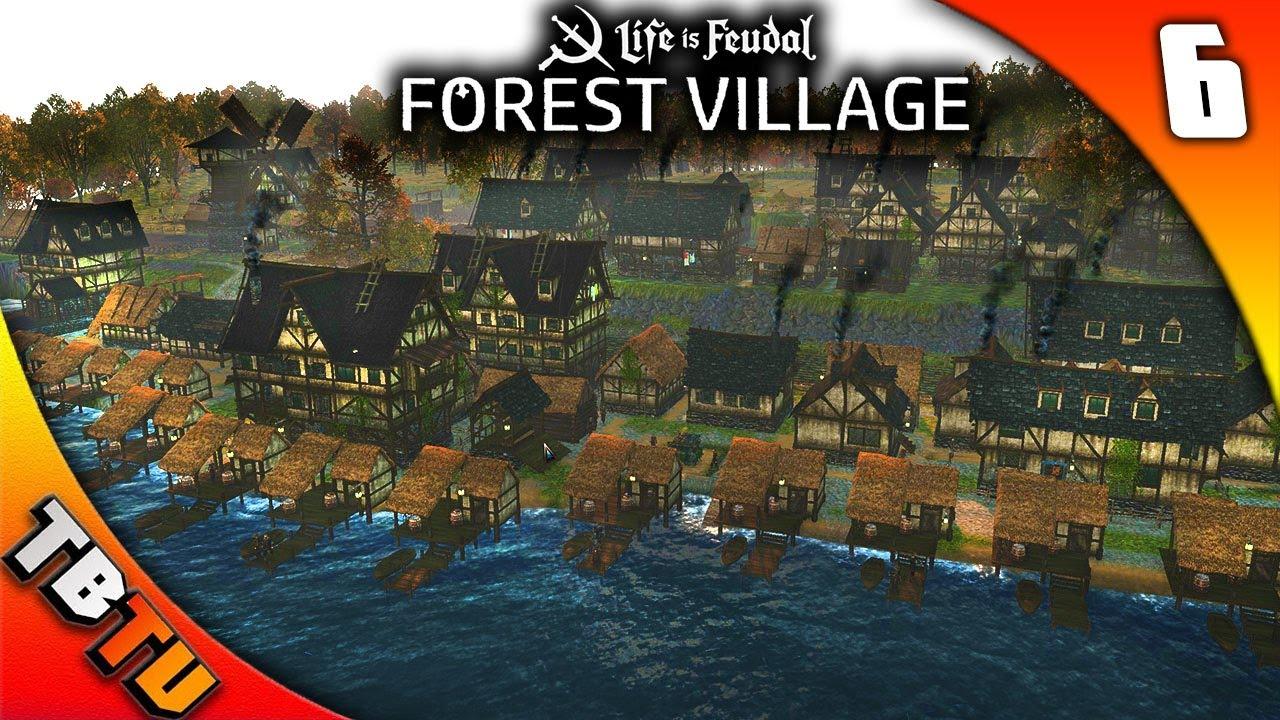 Life is feudal forest village видео прохождение ролевая игра по королю льву которую не забросили