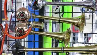 B422 ニッケン バトルヤンキーホーン 真鍮