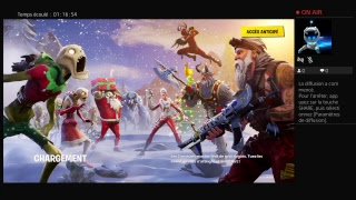 LIVE Fortnite Save the World PS4 Live Game-Venger607