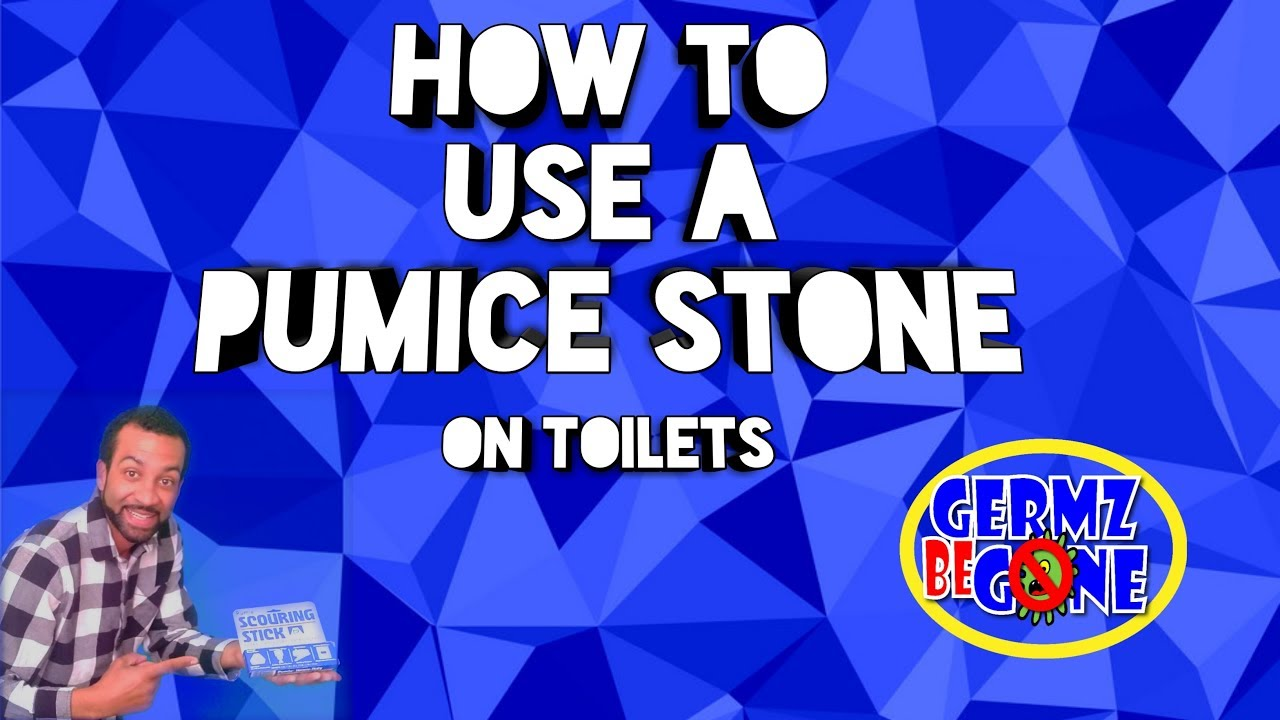Cleaning 101: How To Remove Hard Water Buildup From Toilet - YouTube