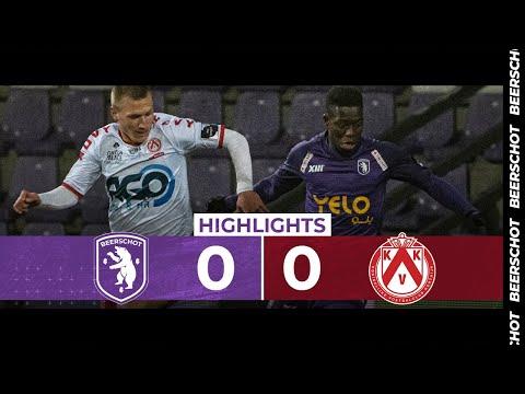 Beerschot Kortrijk Goals And Highlights