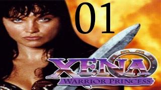 Xena: Warrior Princess 100% - Walkthrough [01]