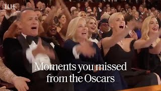 Moments You Missed From The 2020 Oscars | Elle UK