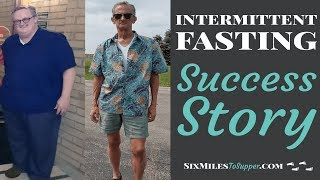 Intermittent Fasting Success Story with Jim Caldwell