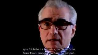 PART 2 - Martin Scorsese Interview about Antonio das Mortes and Glauber