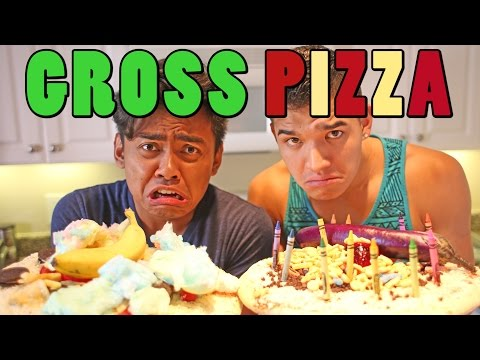 GROSS PIZZA