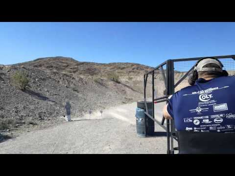 Rob Harvey 2016 USPSA Multigun Nationals Stage 4