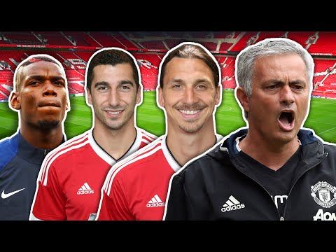 Is Mourinho Building Manchester United's Greatest Team? | W&L