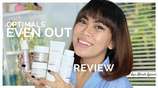 Review Skin Care Optimals Event Out Terbaru  by ORIFLAME  | Bahasa