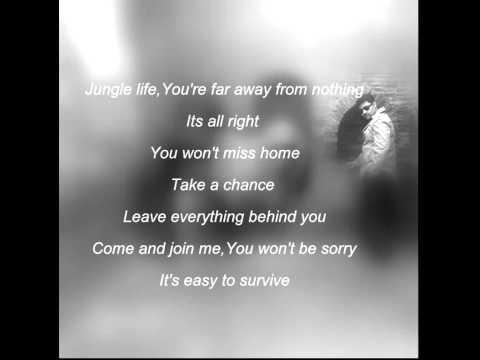 Tarzan Boy (with lyrics) by Saurav Goswami