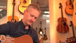 Tom Sands Model L Acoustic Guitar Played By Stuart Ryan (Part Three)