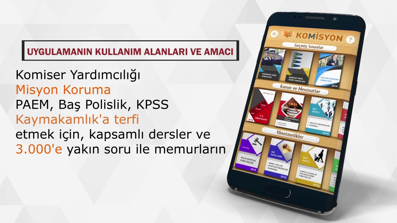 maxresdefault - KOMİSYON Mobil Uygulama Tanıtımı