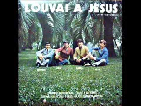 Conjunto Instrumental Estrela da Manhã-Louvai a Jesus-Cd Completo