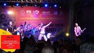 King Kurt - Wreck A Party Rock - Curitiba Rock Carnival - Brasil - 2/3/2014