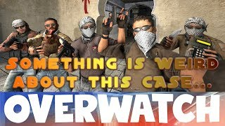 Something is WEIRD about this CASE! CS:GO OVERWATCH