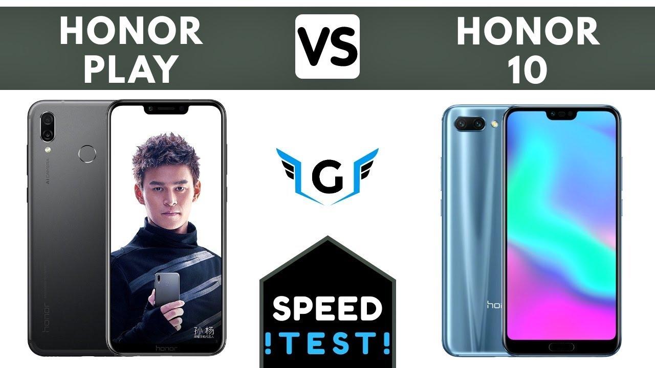 honor 10 vs honor play