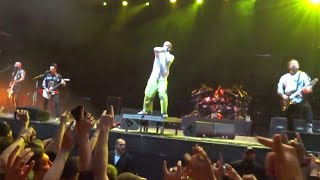 Смотреть видео Five Finger Death Punch Moscow Russia Live 16 01 2020 Москва Россия FULL SHOW HD Adrenaline Stadium онлайн