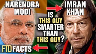 The Differences Between NARENDRA MODI and IMRAN KHAN