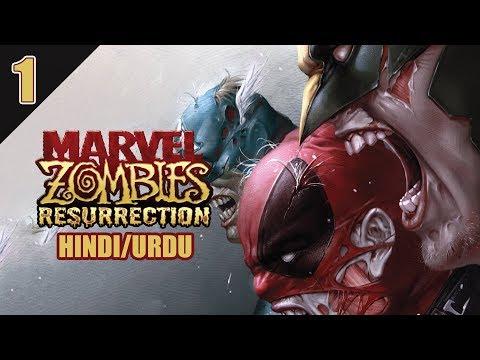 Marvel Zombies: Resurrection | Episode #1 | Hindi/Urdu | Speedtiger