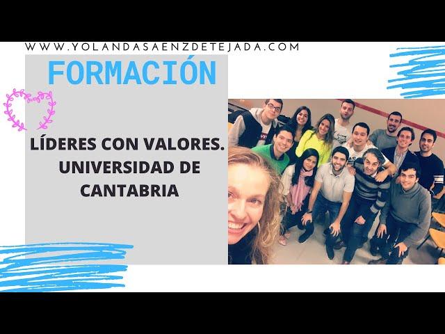 Qué puedes aprender en el master de Transcom de la Universidad de Cantabria. Yolanda Sáenz de Tejada