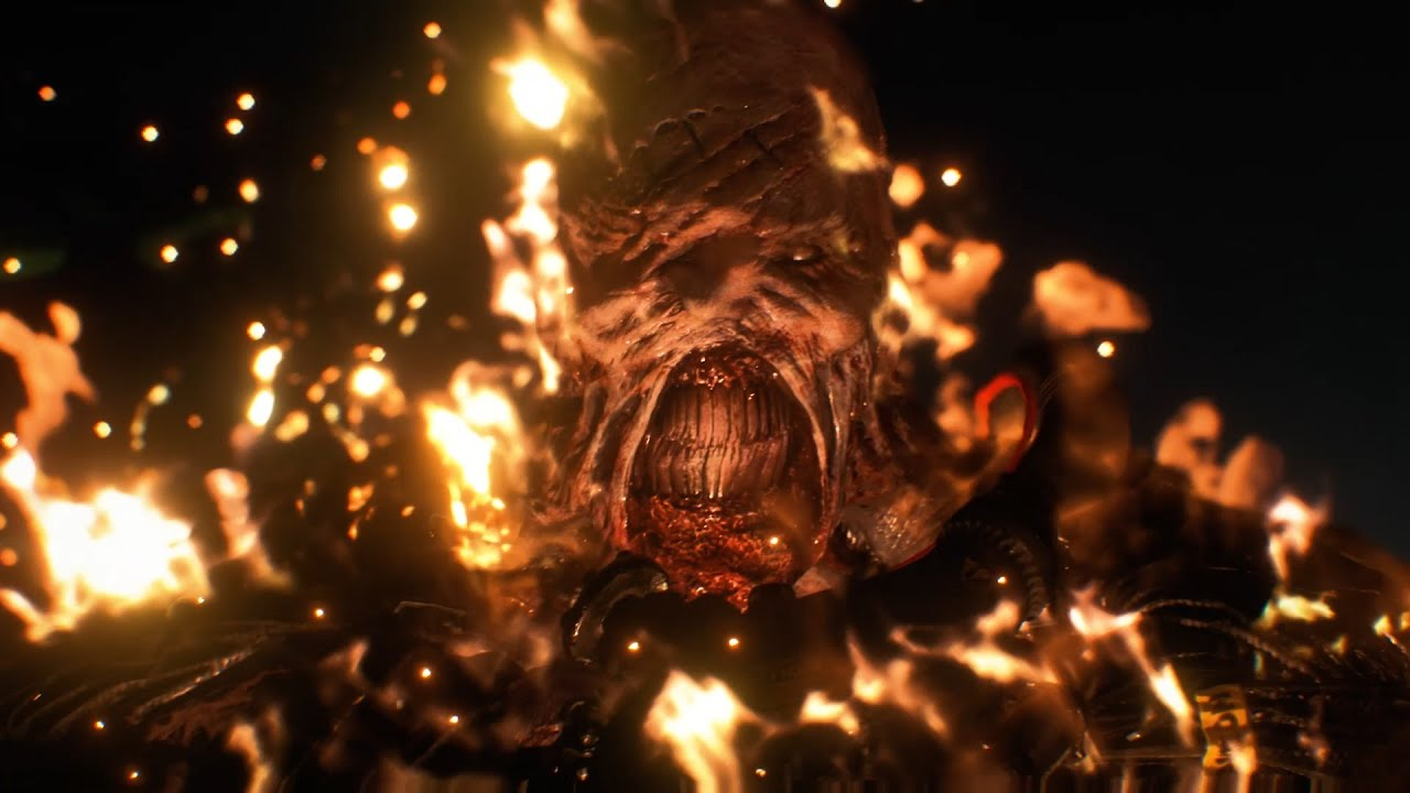 PS4 I BIOHAZARD RE:3 - 네메시스 공개 트레일러