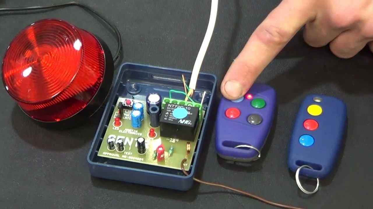 Garage Door Wiring Schematic Programming Your Sentry Sherlo Or E T Remote Controls