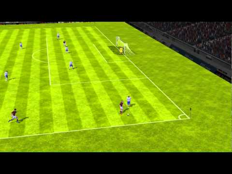 FIFA 14 iPhone/iPad - Rotherham Villa vs....