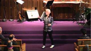 "Patti Dobrowolski Sermon ""Love is the Portal"" and Songs—Seattle Unity Service—01-06-2013"
