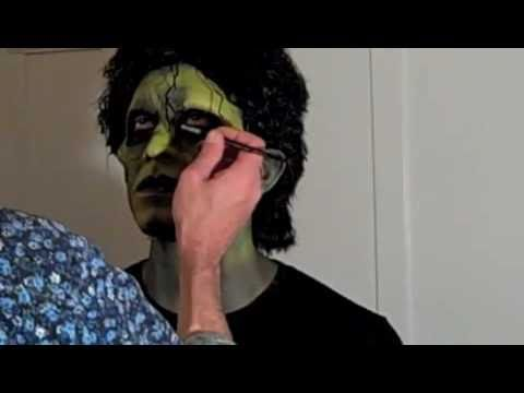 Michael Jackson Thriller Zombie Make Up