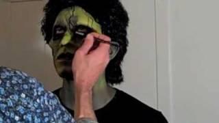 Michael Jackson Thriller Zombie Make Up