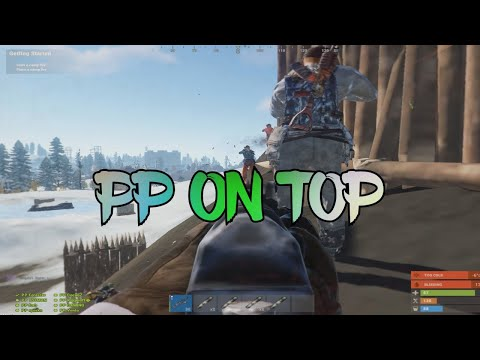 PP ON TOP - Rust PvP #18 thumbnail