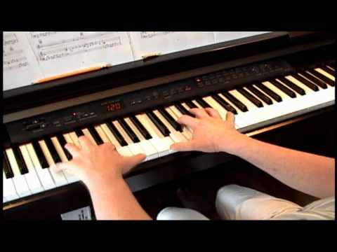 Dante's Prayer - Piano mp3
