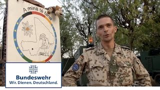 Talisman in Mali - Bundeswehr