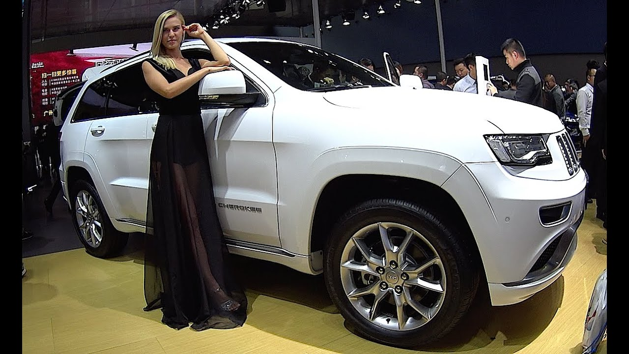 Jeep Updated Its Grand Cherokee Model 2016 2017 Interior Exterior Video Review You