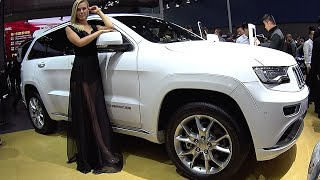 Jeep updated its Grand Cherokee model 2016, 2017 interior, exterior, video review(Jeep updated its Grand Cherokee model 2016, 2017 interior, exterior, video review: Jeep updated its Grand Cherokee model 2016, 2017 with new drivetrains, ..., 2015-12-27T11:42:53.000Z)