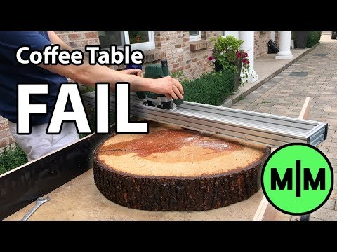 Woodworking Fail (How to Make Expensive  Firewood)