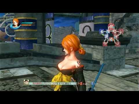 One Piece PS3 - Nami Frozen v2