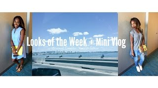 Looks of the Week + Mini Vlog - Canada Edition | Virtuess Blog
