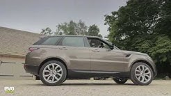 Range Rover Sport 2014 first drive review insurance