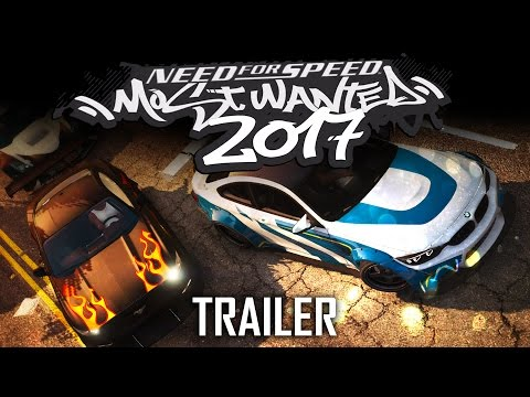 Need For Speed Most Wanted 2 Trailer 2016 Trailer PC, PS4, Xbox One (Fan Made)