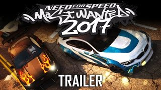 Need For Speed Most Wanted 2 Trailer 2016 Trailer PC PS4 Xbox One Fan Made