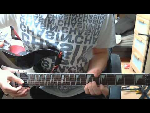 Linkin park - In Pieces guitar cover