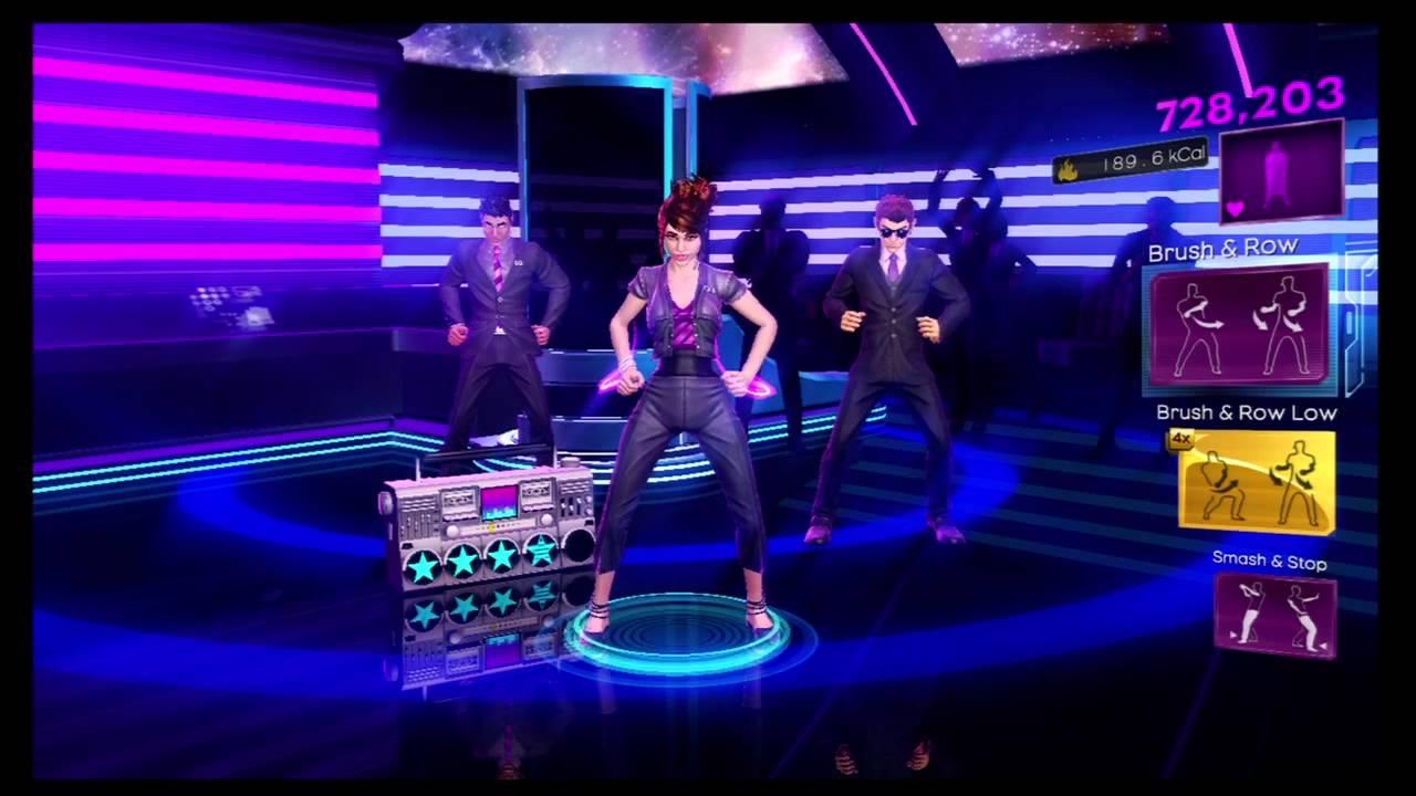 Dance central 3 (Teach me how to dougie) - YouTube