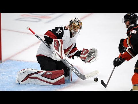 Coyotes outlast Ducks in shootout