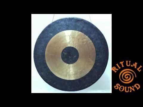 Original Chinesischer Gong TamTam mit Klöppel