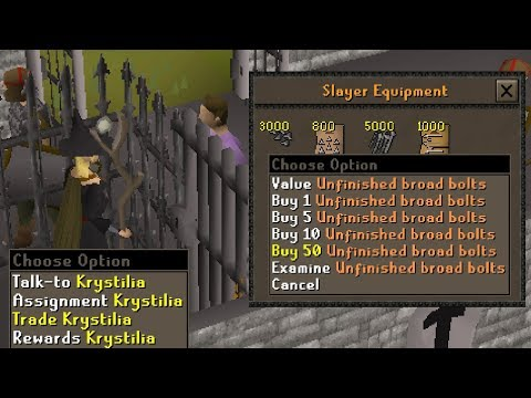 Krystilia is the key to beating Jad (#6)