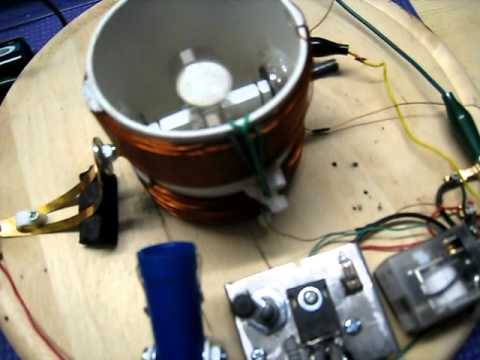 self charging newman motor with bedini circuit - YouTube