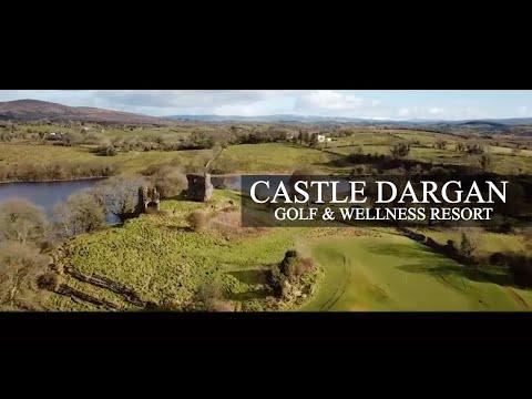 Castle Dargan Golf Hotel & Wellness Resort - Drone Video